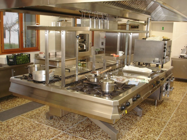 Lores Grandi Cucine And Equipment For Catering And For The